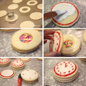 New Years Eve Cookie how to So cute!