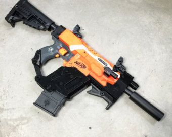 Image of 3D Printed Nerf Gun Parts, Mods & Attachments: Dart Holder