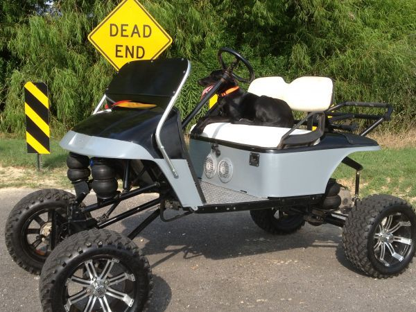 25 best ideas about ez go golf cart on pinterest golf for Fishing carts for sale