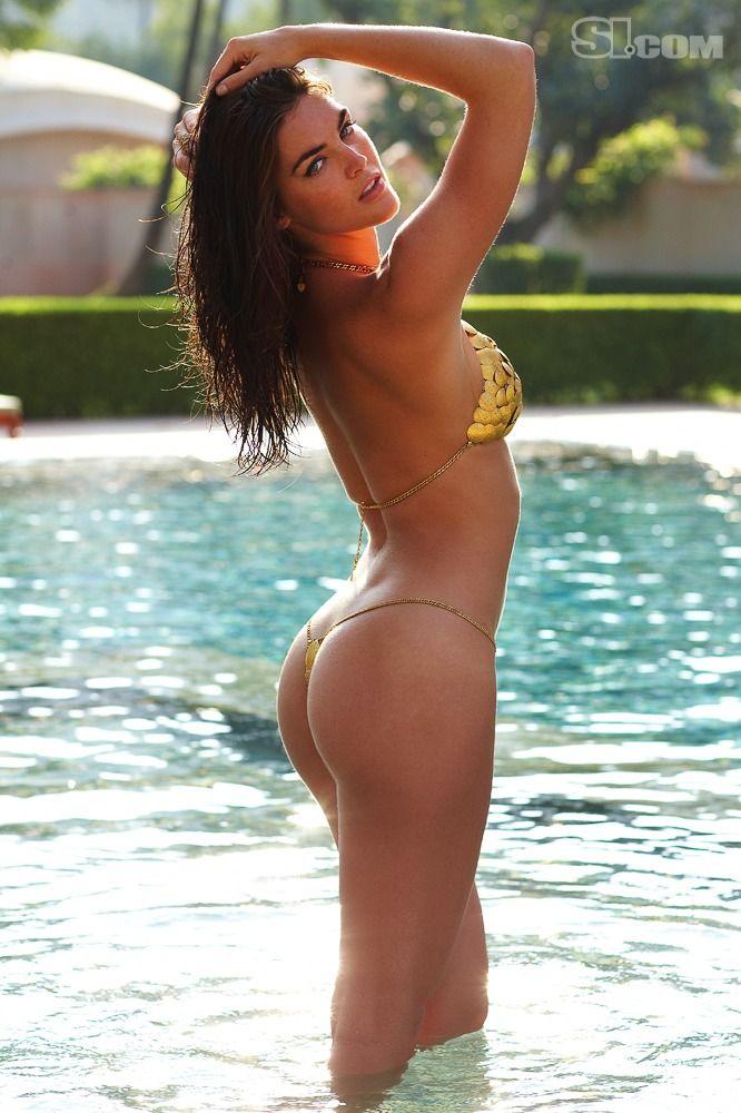 2c9b6bde2d2ce Hilary Rhoda s Best Moments  SI Swimsuit