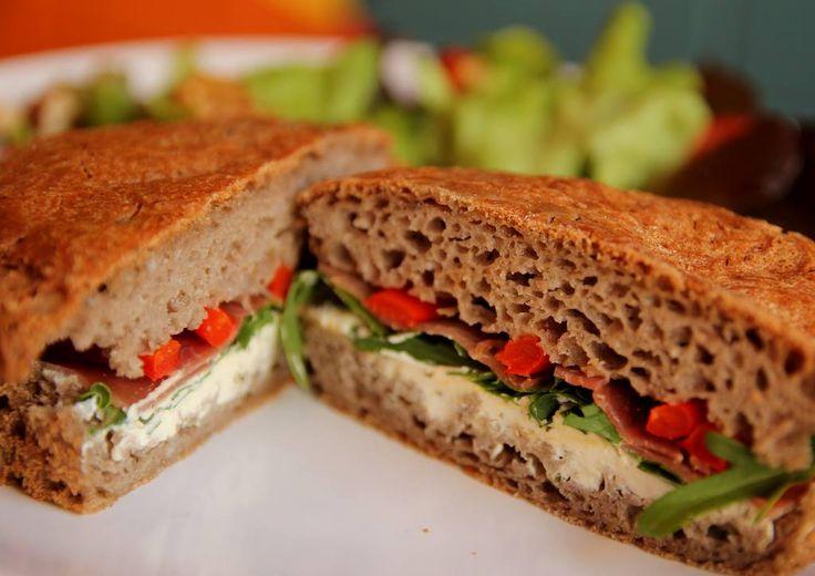 ... Paris 11ième.   Sandwiches   Pinterest   Deer, Restaurant and Pa