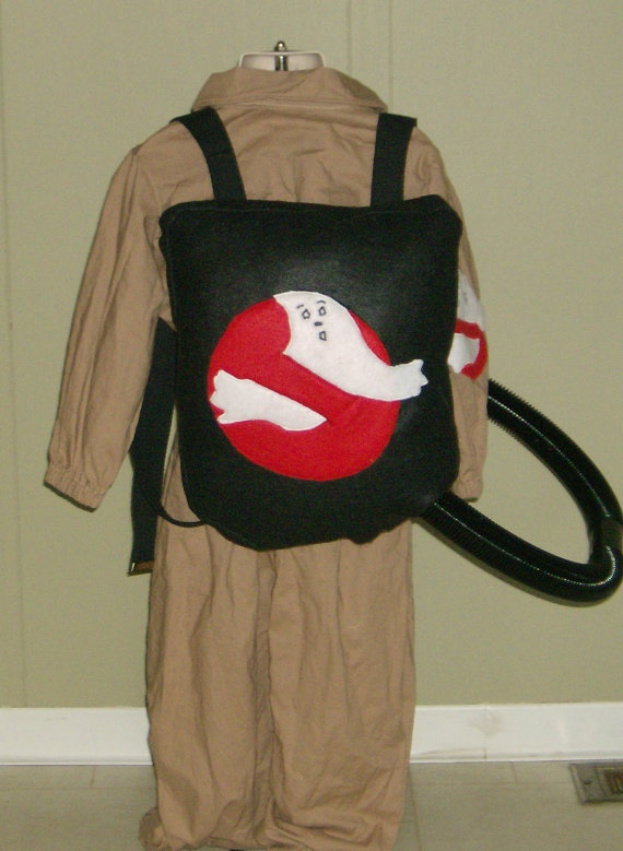Custom Made Kids Ghostbusters Jumpsuit with by PrecisionStitching, $90.00