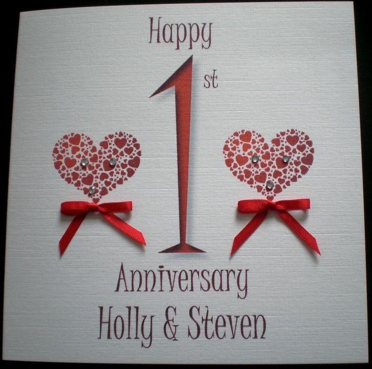Imágenes de First Wedding Anniversary Gifts Husband