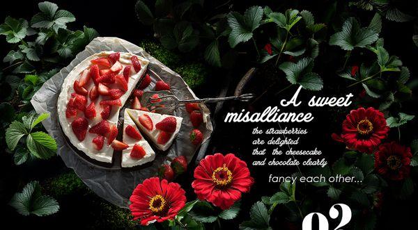 Culinary Stories. Garden full of taste. on Behance