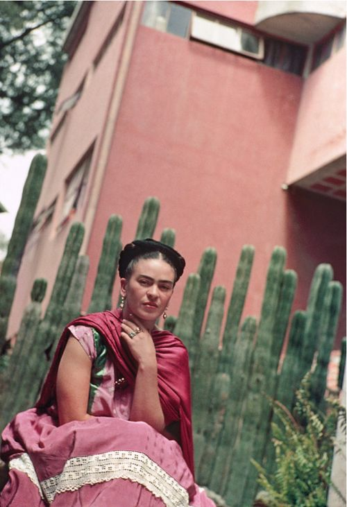 Frida by Nickolas Muray, 1938.