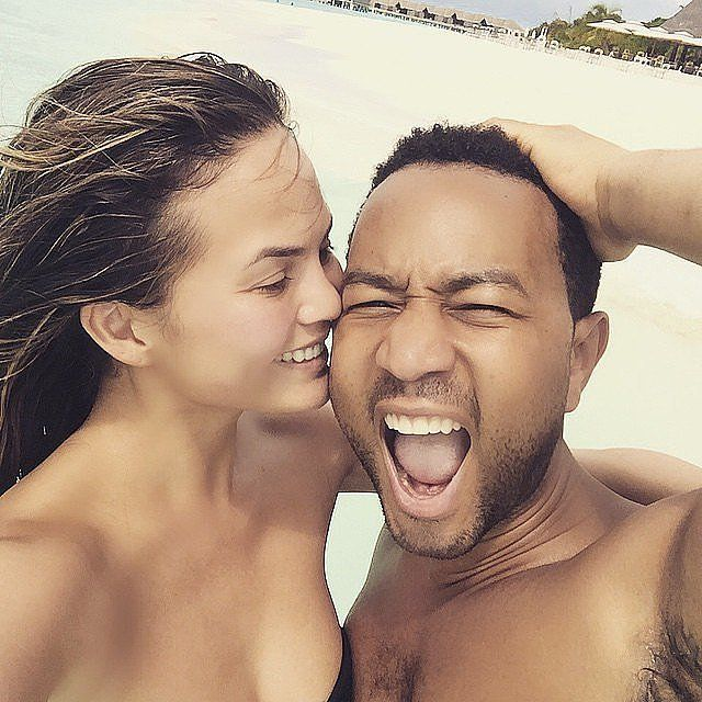 21 Times Chrissy Teigen and John Legend Had the Love You're Dying to Find