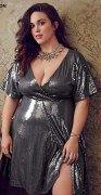 27 Plus Size Sequin Dresses {with Sleeves} - Plus Size New Year's Dresses - Plus Size Fashion for Women - alexawebb.com #alexawebb
