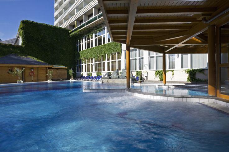 Kerti élménymedence - Danubius Health Spa Resort Hévíz - hotel Hévíz