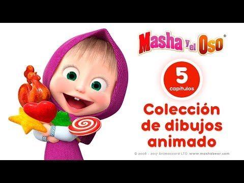 Masha y el Oso - Сolección 4 🎬  Dibujos Animados en Español! - YouTube