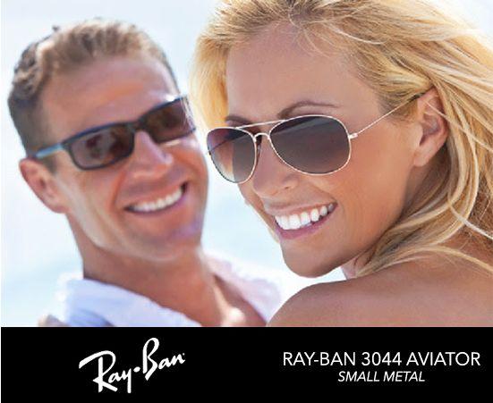 Ray-Ban Aviator RB3044:  qualità eccezionale, prestazione e comfort garantiti. http://www.viegi.com/ray-ban-rb3044-aviator-small-metal.html Visita il nostro sito: www.viegi.com per te 25% di sconto!