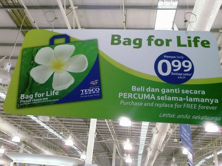 Tesco Bag for Life