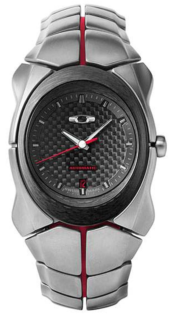 #Oakley Time Bomb II Watch Remembered