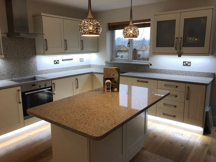 Kitchen of the week… Located in Markyate, Herts, showcasing the Caffe Magnifico