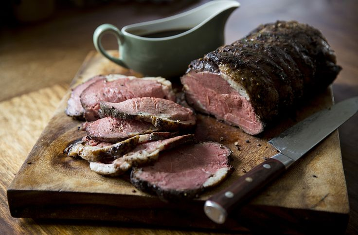 Chef Paul Merrett's slow-roast beef is the perfect roast recipe to feed a crowd this Mother's Day.