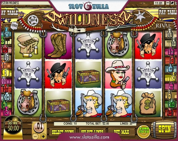 Free 5 reel slots games online at Slotozilla.com - 2