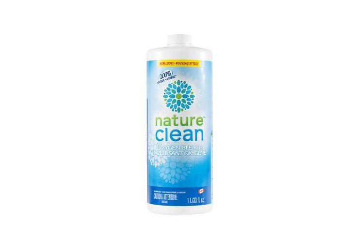 100% Natural Oxygen Bleach 1L   Nature Clean