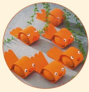 Gezonde #traktatie van mandarijntjes! Leuk voor een zeemeerminfeestje.