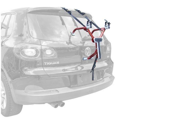 Bike Rack for Car Suv Minivan Folding 1 Bicycle Rear Allen Sports Aluminum #AllenSports