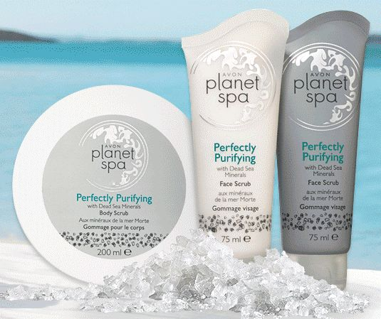 Beauty Wanderlust: Relaxing at home with Avon's new Planet Spa Perfectly Purifying Collection #AvonRep www.youravon.com/lezstep