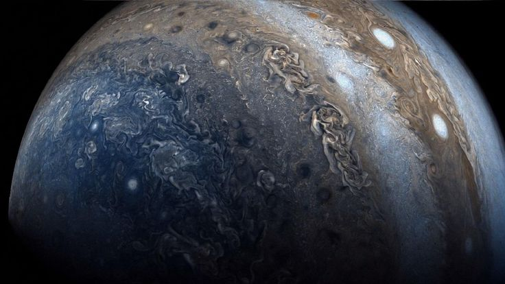 Jupiter from Juno Fly-by [1920x1080] http://ift.tt/2qPRIMz