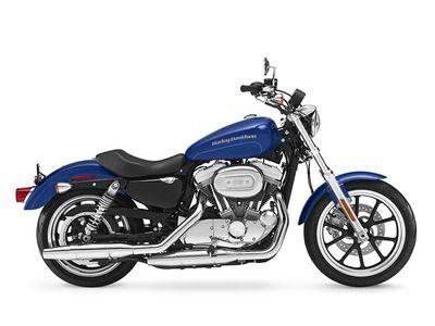 2016 Harley-Davidson® XL883L - Sportster® SuperLow® Montgomery Alabama