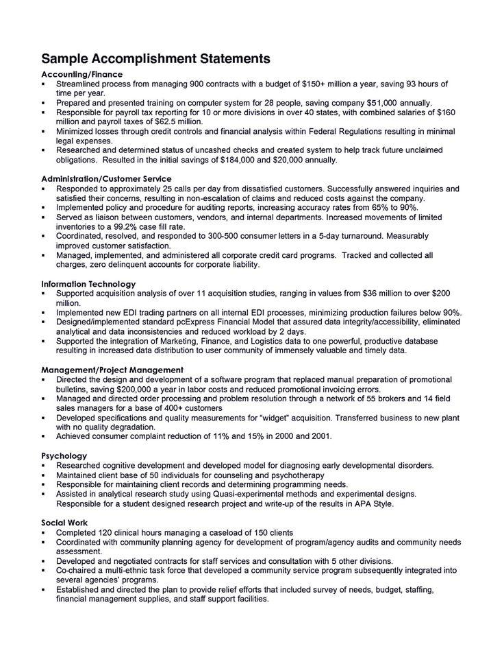 title rep resume