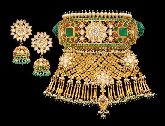 Ariya Set by Sunita Shekhawat