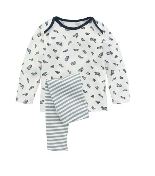 2-pak baby jongens pyjama - HEMA
