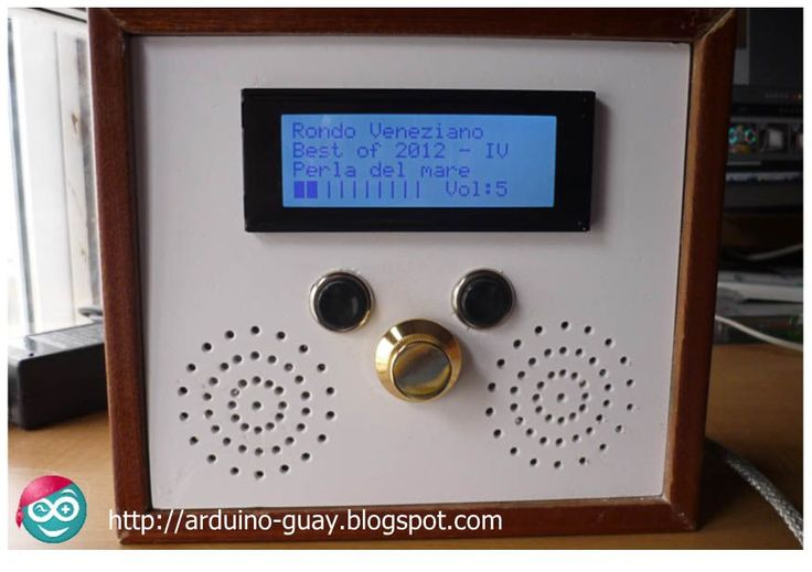 Reproductor MP3 con #Arduino  #Arduino Guay