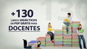 130 libros gratis pdf para docentes