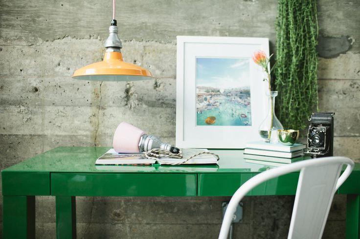 Turn on the Brights: The Veronica Valencia Collection From Barn Light Electric: Remodelista