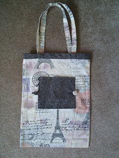 Hobbylka: Eko taška