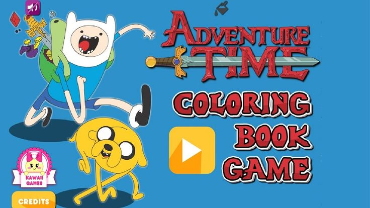"In Adventure Time Coloring Book, you have the opportunity to color up Finn, and his best friend and foster brother Jake. They two are living great adventures in the land of Ooo, a post-apocalyptic future around a thousand years after the ""great mushroom war."" breaking dungeons or rescuing various princesses, the fun never stops! You can also paint princess bubblegum, sovereign of the candy kingdom, where Finn is the paladin, with the mission to protect her and the kingdom from any threats."
