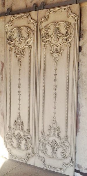 decorative molding for walls - Google Search