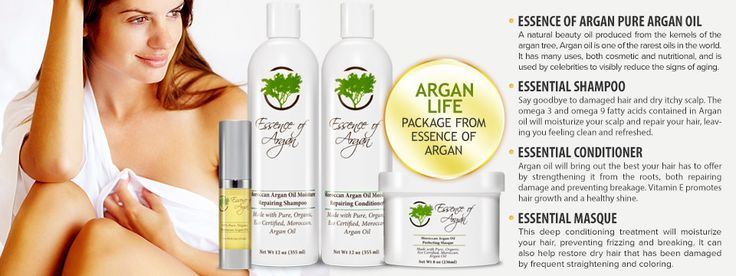 Argan oil has been used as a cosmetic for thousands of years, from women all around the world, hundreds of celebrities and every day women.  All the ladies deserve the best, they need to take care of themselves, and Argan does that.  Takes care of skin problems (wrinkles, acne, dry skin, eczema) hair problems (dry hair, fragile, split ends) for hands and nails ( weak, splinting nails).