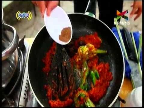 Cara Membuat Sate Padang - Bersama Chef Billy Kalangi di Ngarai Sianok   Resep Rahasia
