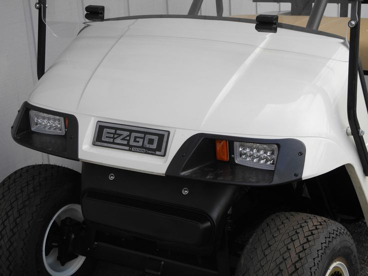 17 Best Images About Used Golf Carts On Pinterest