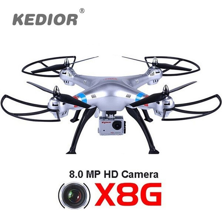 (139.99$)  Buy here - http://ai5fr.worlditems.win/all/product.php?id=32510067584 - Syma X8G  RC Drone Quadcopter with 8MP Wide Angle HD Camera  2.4G  6Axis Venture RTF Helicopter