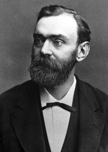 Alfred Nobel - 1833-1897
