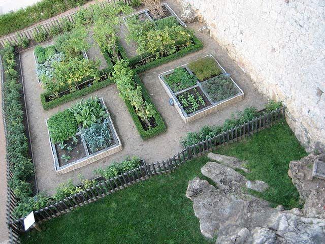 17 best images about jardin potager on pinterest for Jardin potager