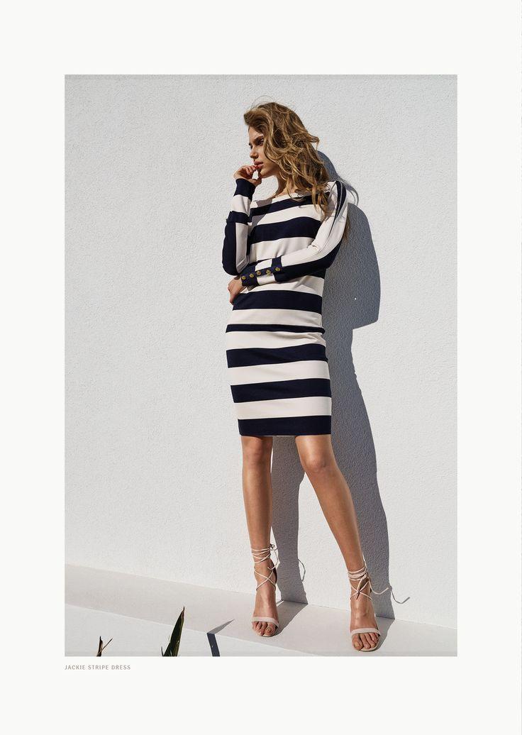 Mos Mosh Stripe Dress