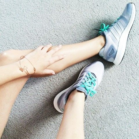 adidas Climachill Rocket Boost Shoes | Spotted on margoandme