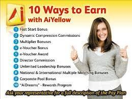 Relationship marketing is now the most effective form of distribution. Person-to-person marketing allows you to share the benefits of the AiYellow independent business opportunity with others, building your own distribution network.  http://aiyellow.com/advertisebusiness