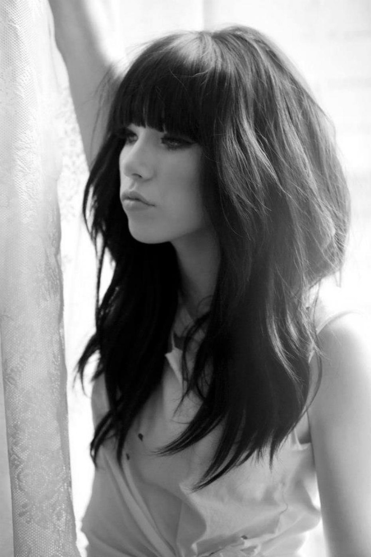 Carly Rae Jepsen - been told I am her spitting image :S don't know if compliment or not