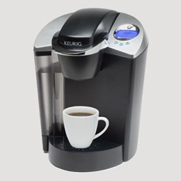 Keurig Special Edition Brewing System: Thanks husband! :)