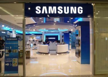 SAMSUNG Galéria predaj čiernej a bielej techniky SAMSUNG Zľava: 5%; 8% VIP
