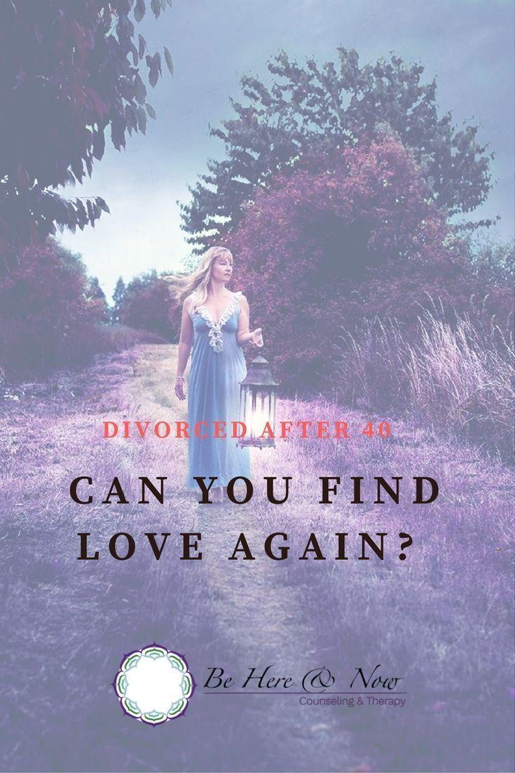 finding love after 40 divorce