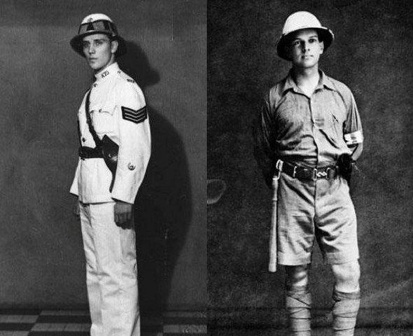 The History of Hong Kong Police Vehicles & Uniforms
