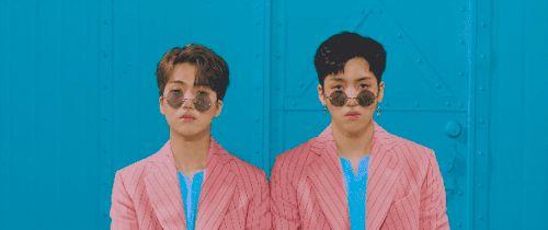 Resultado de imagen para pentagon kpop gif critical beauty