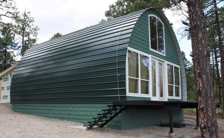 Cheap Cabins To Build Yourself Inexpensive Small Cabin: Build This Cheap DIY Cabin In A Weekend, Live In It For A